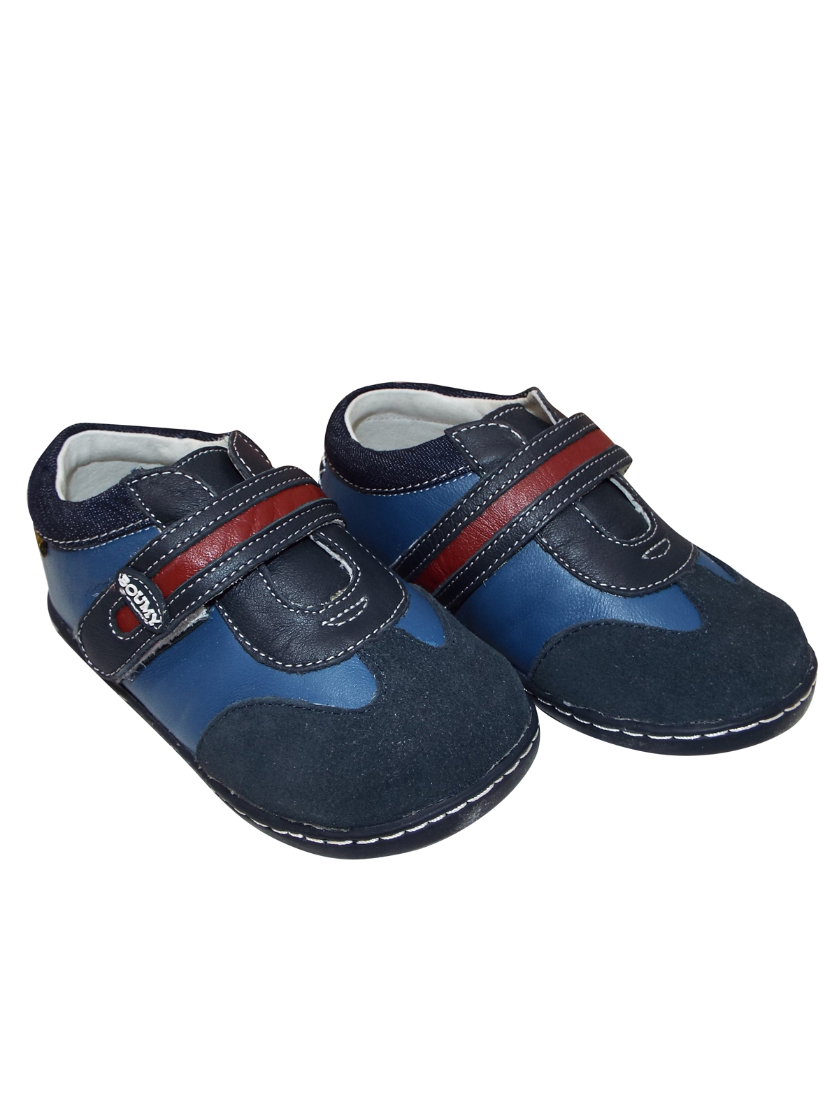 Boumy Boumy Boys COBALT Genuine Leather Outdoor Shoes Shoe