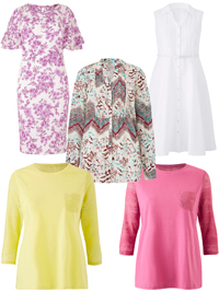 Julipa ASSORTED Tops & Dresses - Plus Size 16 to 30