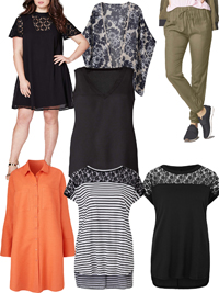 Capsule ASSORTED Tops, Trousers, Dresses & Kimonos - Size 10 to 32/34