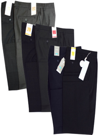 M&5 ASSORTED Mens Trousers - Waist Size 30 to 46 (Length 29in-31in-33in)