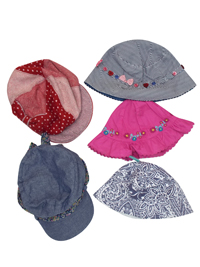 Accessorize ASSORTED Children's Hats