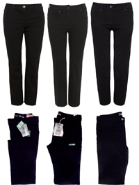 M&5 ASSORTED Ladies Trousers - Size 6 to 16