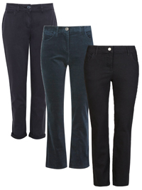 M&5 ASSORTED Ladies Trousers - Size 10 to 16