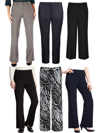 M&5 ASSORTED Ladies Trousers - Size 6 to 18
