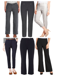 M&5 ASSORTED Ladies Trousers - Size 8 to 20