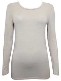 NEUTRAL Thermal Long Sleeve Top - Size 12 to 24