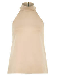 R1ver 1sland NUDE High Neck Sleeveless Top - Size 8 to 18
